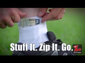 Kickstarter Pocket Socks