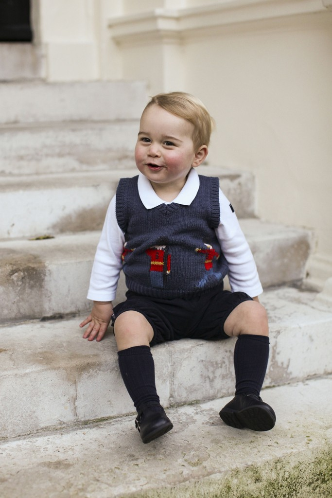 Prince George Start-Rite shoes
