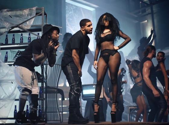 Nicki Minaj Only Music Vido