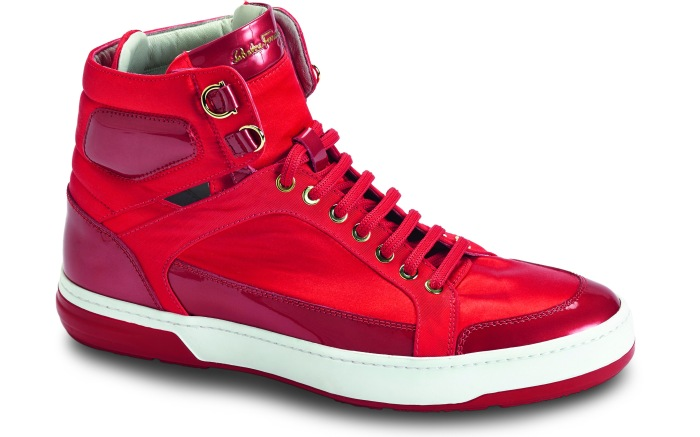 Men's Red Shoes