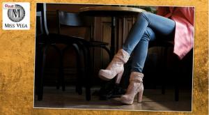 Kickstarter No-Sock Shoe Shocks