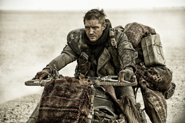 Tom Hardy Mad Max 2015