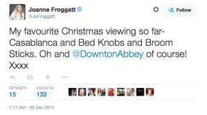 Joanne Froggatt Downton Abbey