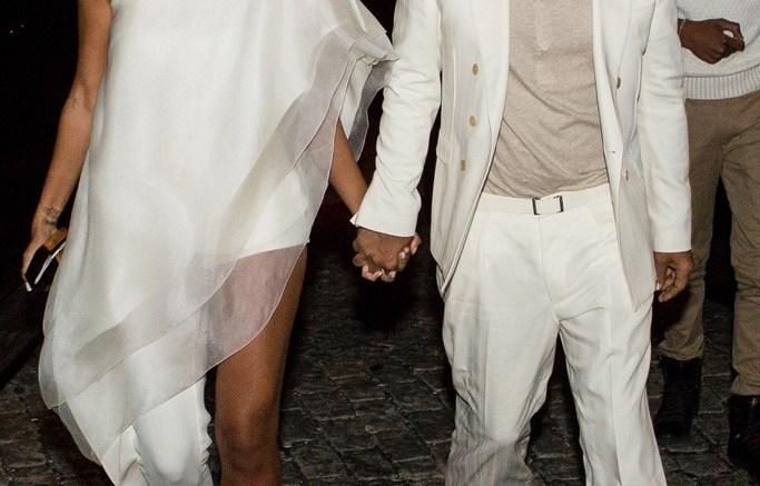 Solange Knowles And Alan Ferguson Wedding Gallery Footwear News
