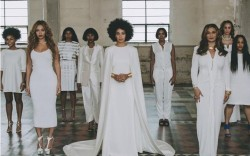 Solange Knowles' Wedding Day