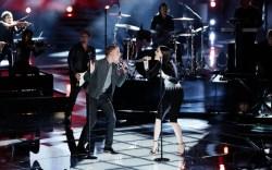 Contestant Chris Jamison and Jessie J