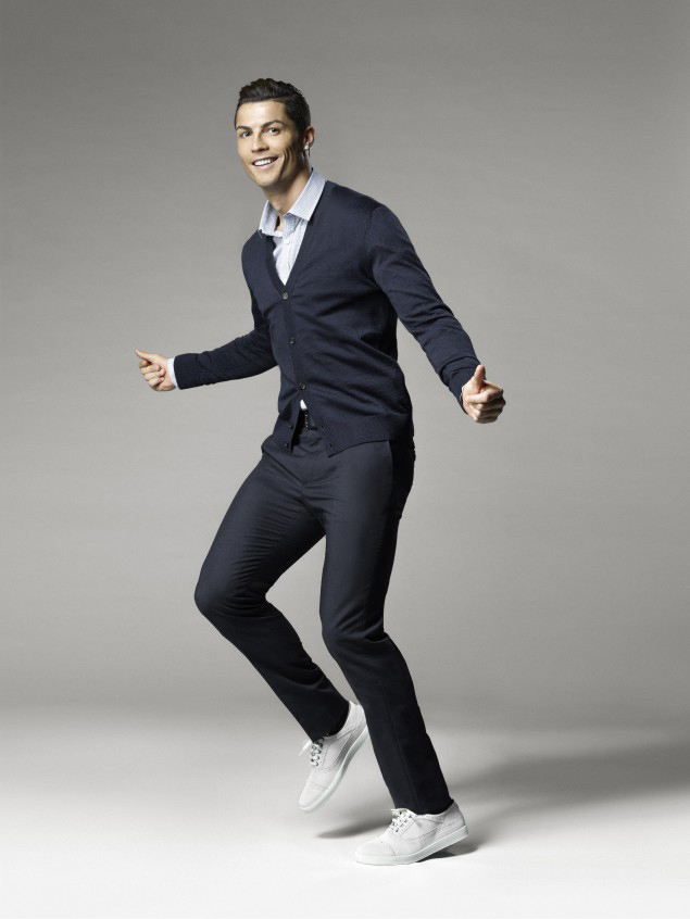Cristiano Ronaldo's CR7 Footwear