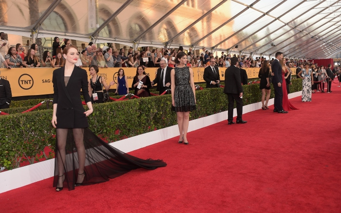 SAG Awards: Emma Stone