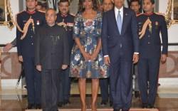 The President of India, Shri Pranab Mukherjee, during the