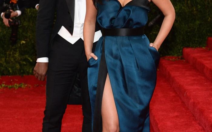 Kanye West's Shoe Style