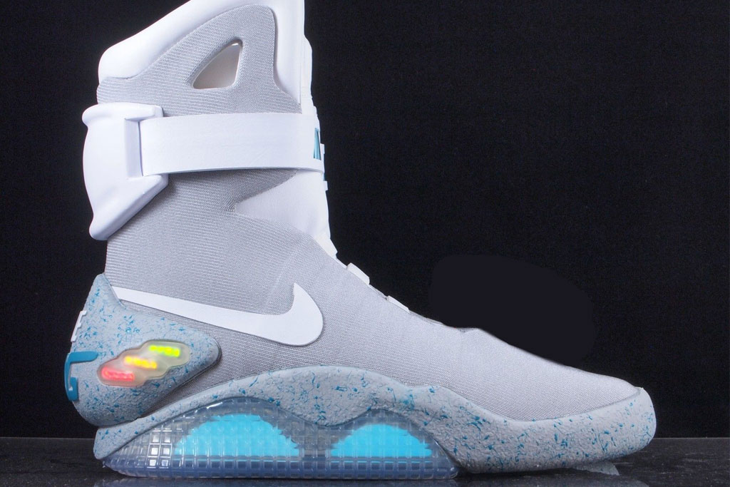 """Nike Air Mags From """"Back to the Future"""