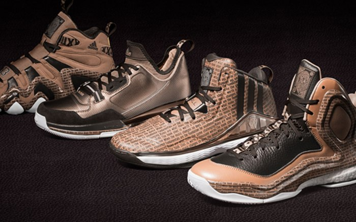 Adidas Black History Collection 2015