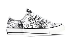 Converse Andy Warhol All Star collection