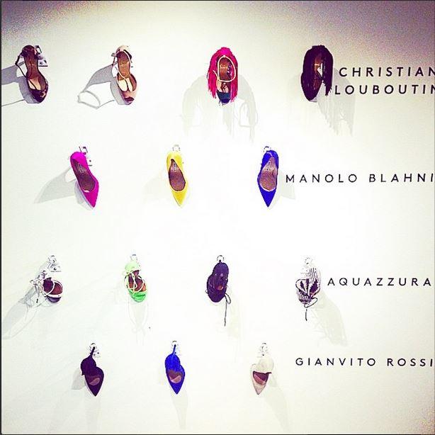 Instagram Aquazzura