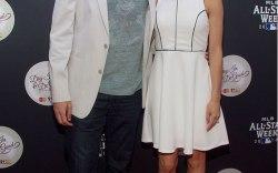 JP Rosenbaum and Ashley Herbert
