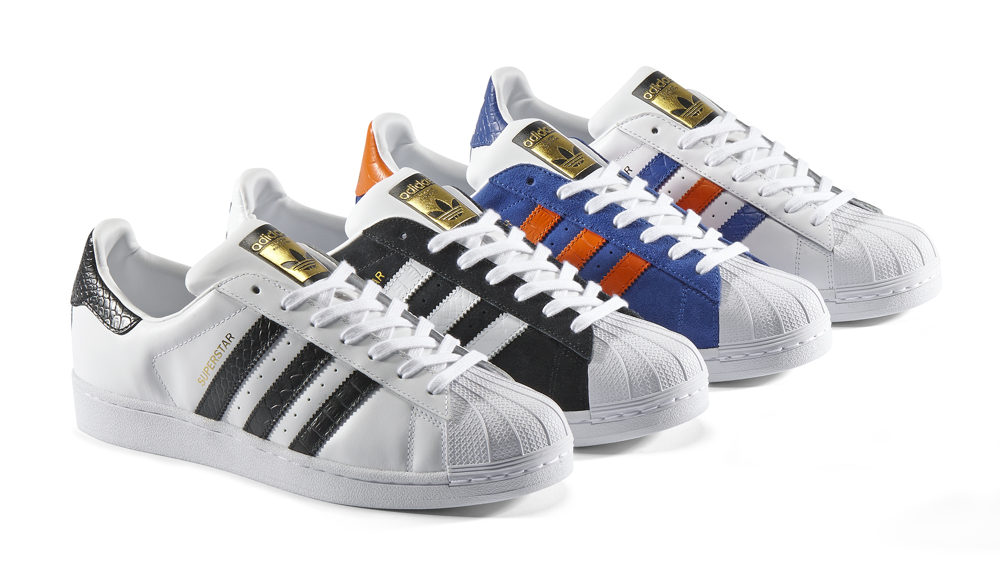 Adidas Drops East River Rivalry Pack