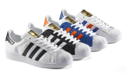 Adidas Superstar East Rivalry Pack