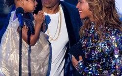 Beyonce and Jay Z at MTV Music Awards