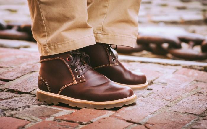 "Boston Boot Company's ""Commonwealth Boots"