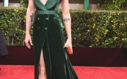 Golden Globe Awards Red Carpet: Photos Of The Hottest Celeb's Shoes
