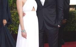 Golden Globes: Emily Blunt and John Krasinski