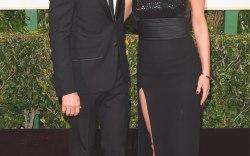 Golden Globes: Jennifer Aniston and Justin Theroux