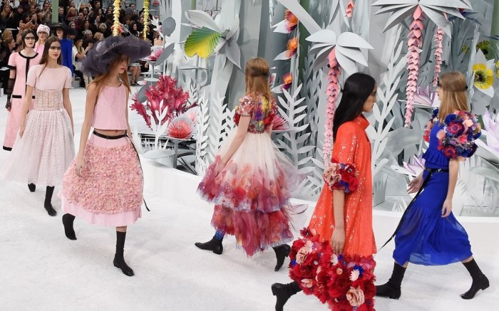 Spring '15 Haute Couture: Chanel