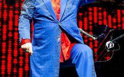 Elton John's Shoe Style