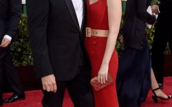 Golden Globes Kevin Spacey and Kate