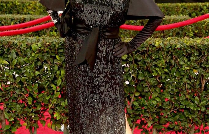 Joan Collins 2015 SAG Awards