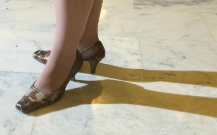 Joni Ernst Shoes