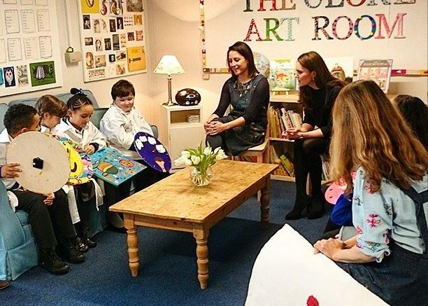 Instagram Kensington Royal Kate Middleton