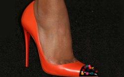 Kerry Washington Scandal shoes