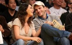 Mila, Kunis, Ashton Kutcher