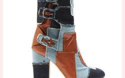 Laurence Dacade, Merli Achille boots