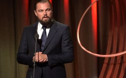 Leonard DiCaprio in 'The Revenant' first