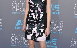 Critic's Choice 2015 Mackenzie Foy