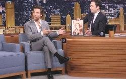 Matthew McConaughey Best Footwear 2015