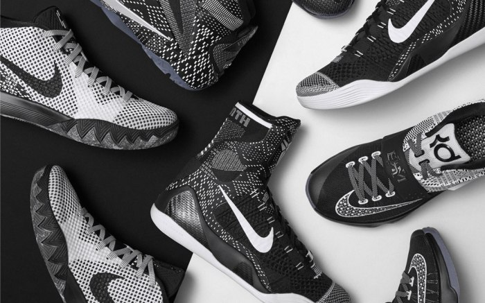 Nike's 2015 Black History Month Collection