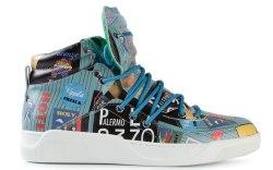 mens shoes trend color