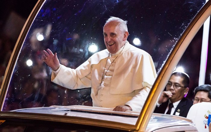 Pope Francis tours The Philippines