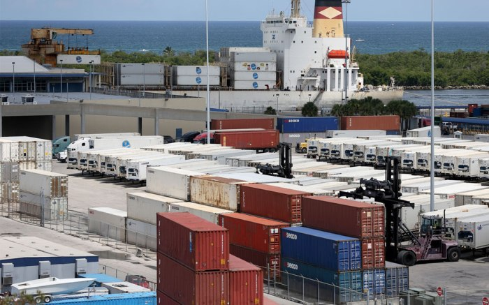 US Port 2014