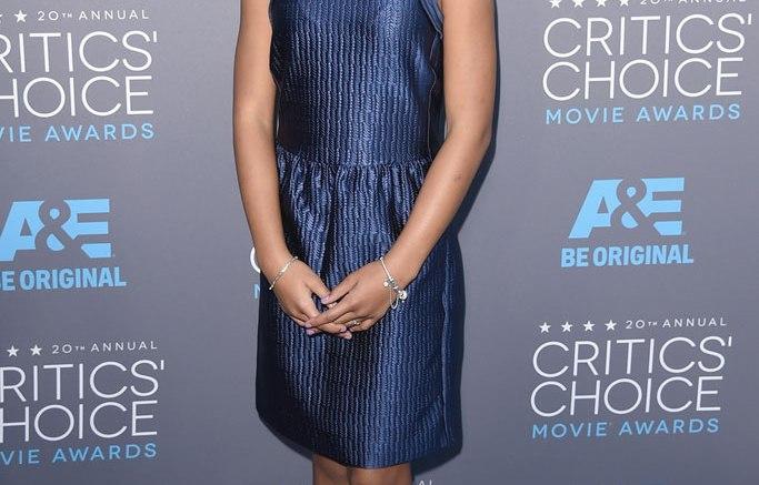 Critic's Choice 2015 Quvenzhane Wallis