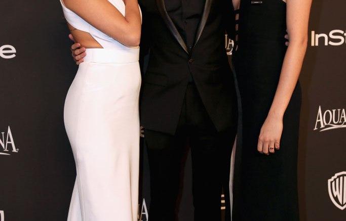 Selena Gomez, Zedd and Cara Delevingne