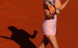 Maria Sharapova, 2014 French Open