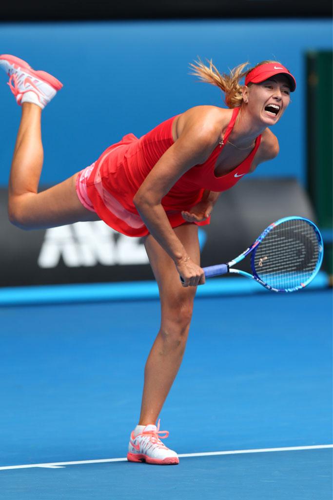 Serena Williams Faces Maria Sharapova In Shoe Match