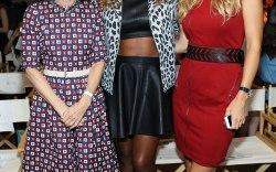 Anna Wintour, Serena Williams, Caroline Wozniacki