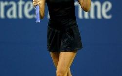 Maria Sharapova, 2014 U.S. Open