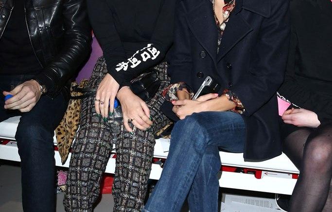 London Fashion Week: Ashley Williams