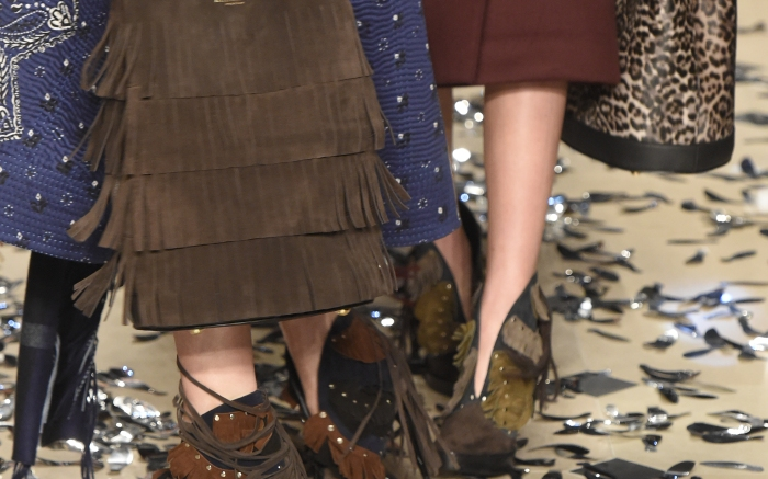 Burberry Women's Fall 2015